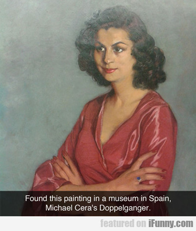 Found This Painting In A Museum In Spain...