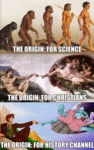 The Origin For Science...