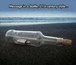 Message In A Bottle...