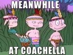 Meanwhile At Coachella...