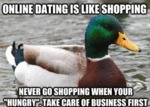 Online Dating Is Like Shopping