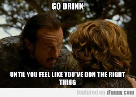 Go Drink...