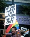If God Hates Gays Why Are We So Cute...