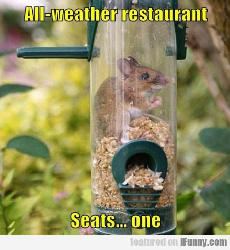 All-weather Restaurant