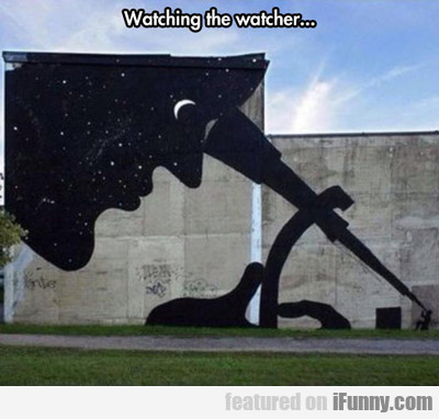 Watching The Weather...