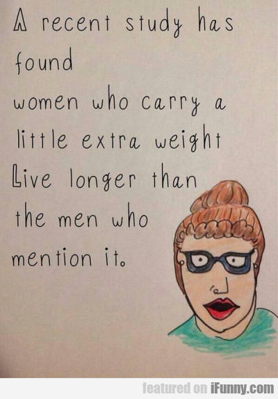A Recent Study Has Found Women Who Carry