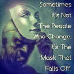 Sometimes It's Not The People Who Change
