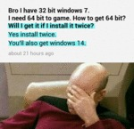 Bro, I Have 32 Bit Windows...