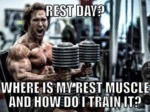 Rest Day? Where Is My Rest Muscle And How...
