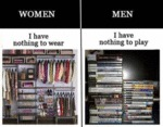 Women: I Have Nothing To Wear...