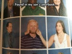Found In My Son's Yearbook...