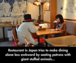 Restaurant In Japan Tries To Make...