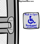 Push To Open - Handicapped.. Or Just Lazy