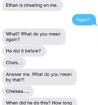 Ethan Is Cheating On Me. Again? What?