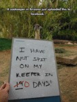 A Zookeeper In Arizona Just Uploaded This...