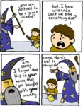 You Are Destined To Be A Great Wizard..