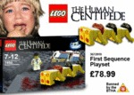 Lego: The Human Centipede...