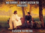No Timmy, I Don't Listen To Prayers...