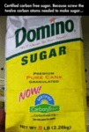 Certified Carbon Free Sugar...