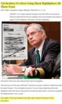 Cia Realizes It's Been Using Black Highlighters...