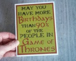 May You Have More Birthdays Than 90% Of The...