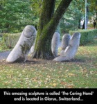 This Amazing Sculpture Is Called...