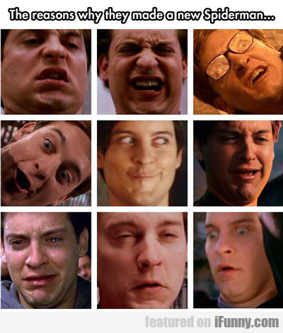 The Reason Why They Made A New Spider-man...