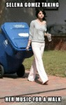 Selena Gomez Taking Her Music...