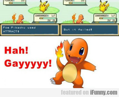 pikachu used attract...