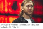 David Guetta World Tour Cancelled...