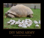 Diy Mini Army