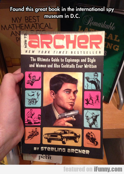 Found This Great Book In The...