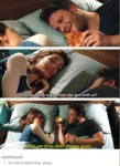 I Love You. Did You Bring A Pizza Into The Bed...