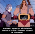 At 15 Weeks Pregnant..