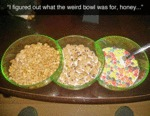 I Figured Out What The Weird Bowl Was For...