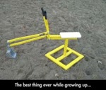 The Best Thing Ever While Growing Up...