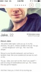 About Jake. My Perfect Date Night - I Pick You...