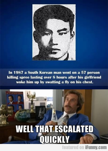 In 1987 A South Korean Man...