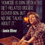 Homicide Is 0,8% Of Deaths