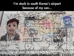 I'm Stuck In South Korea's Airport...
