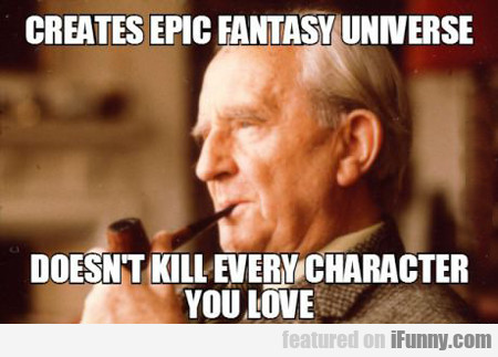 Creates Epic Fantasy Universe...