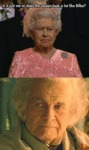 Is It Just Me Or Does The Queen...