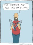 The Gov'ment Ain't Gon' Take My Sharks