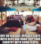 Buy An Old Bus...