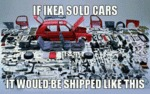 If Ikea Sold Cars...