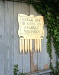 Break Off In Case Of Sparkly Vampires...