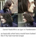 Daniel Radcliffe As Igor In Frankenstein...