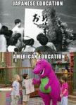 Japanese Education Vs American Education...