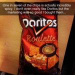 One In Seven Of The Chips Is Actually...