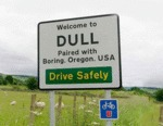 Welcome To Dull...